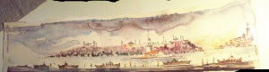 istanbul_water_color
