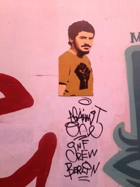 dude street art