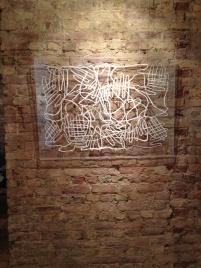 Galeri Apel - paper cut out