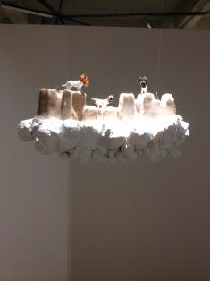 floating art
