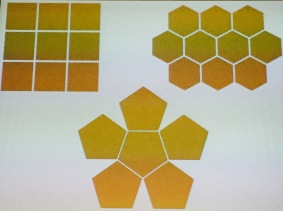 fourfold, sixfold, and fivefold grids