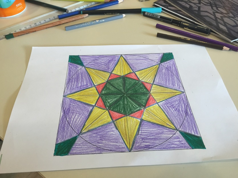 my own fourfold design