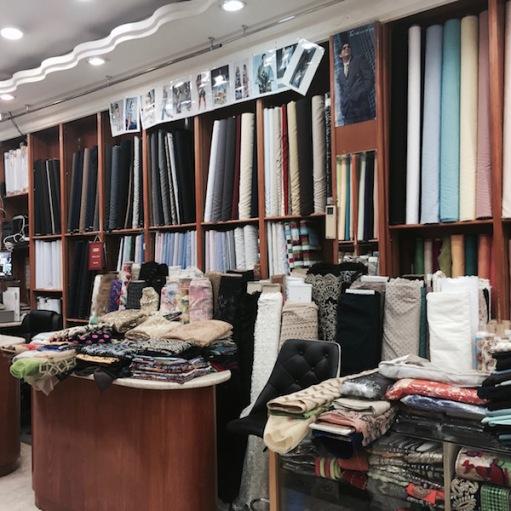 Fabrics for sale!